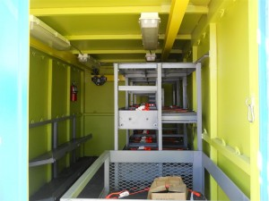 Custom Offshore Container
