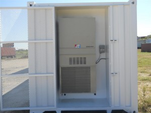 ac unit, temperature controlled, container specifications