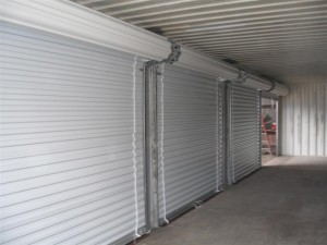 Container Custom Roll-up Doors