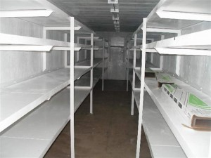 Container solutions, Storage Containers with Shelves