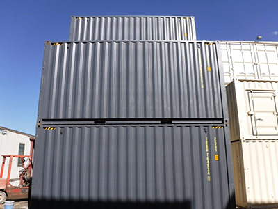 20' High Cube New Container For Sale