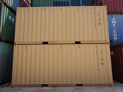 20' New Shipping Containers For Sale