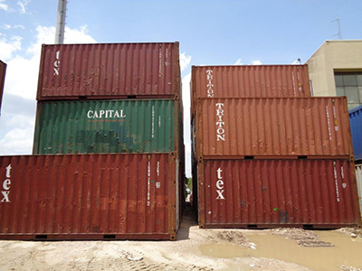 20' Used Container For Sale