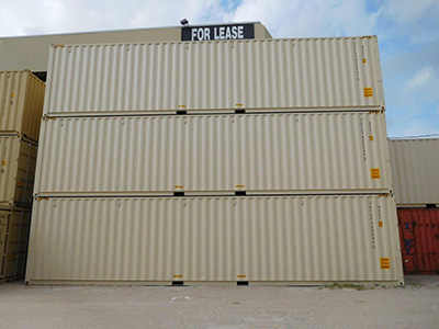 40' High Cube New Container For Sale