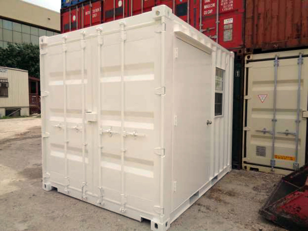 10 ft Container - Advanced Container