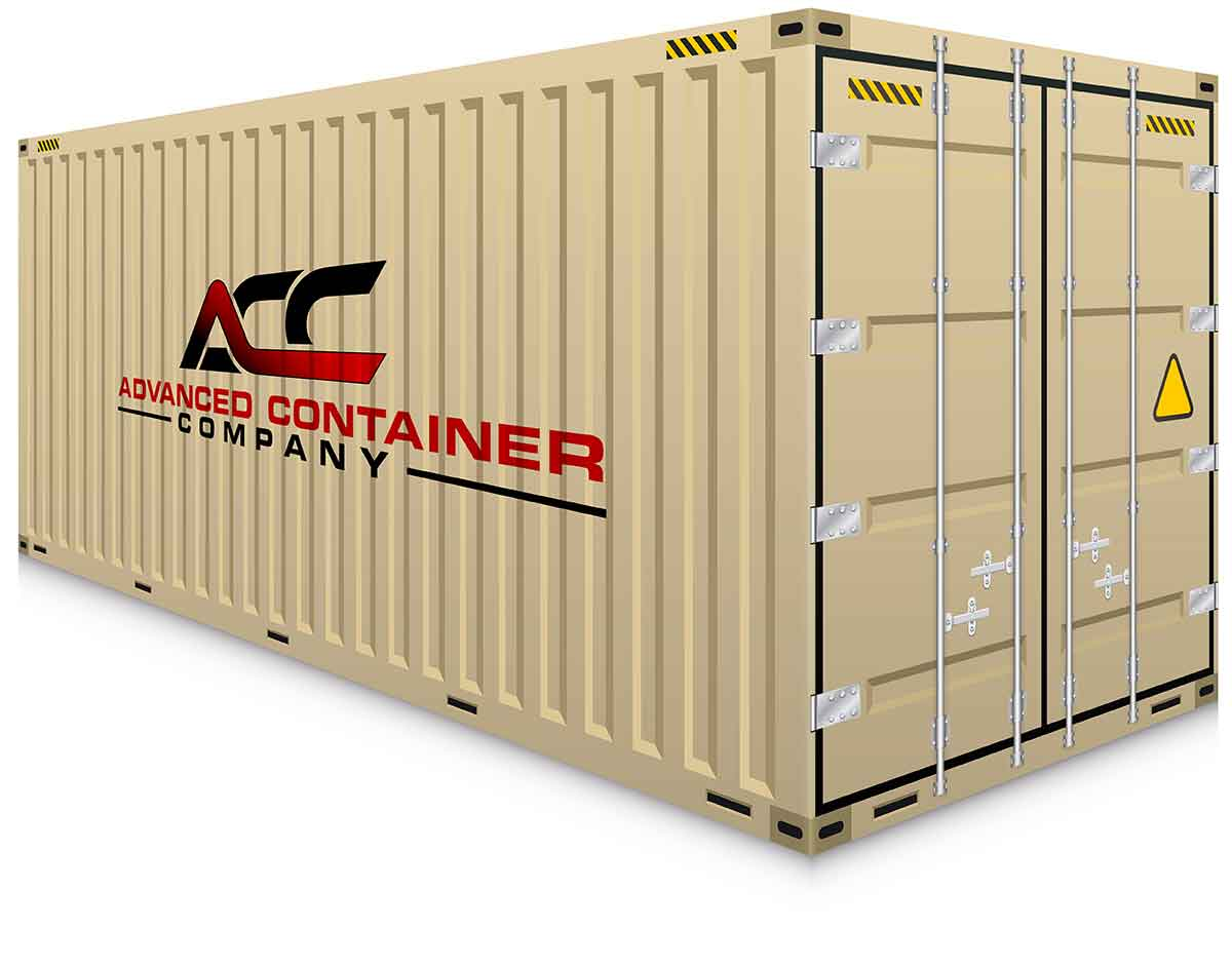 Advanced Container shipping container
